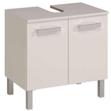 meuble sous lavabo conforama meuble sous lavabo 60 cm syane vente de meuble et rangement conforama