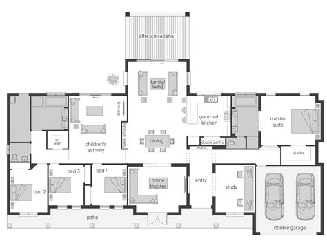 country floor plans fresh country home floor plans australia new home plans