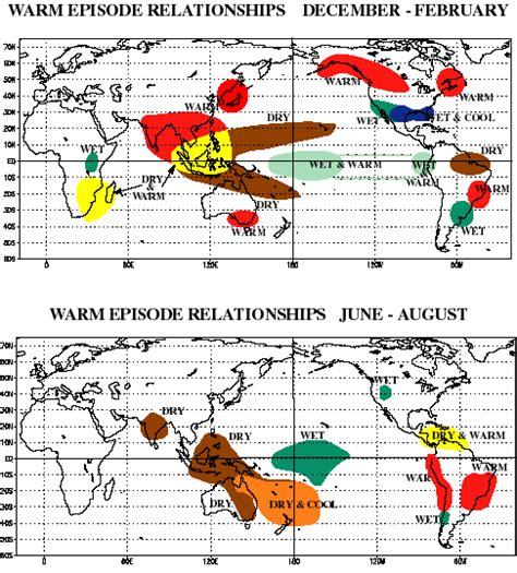 El Niño And La Niña Years And Intensities Dataisbeautiful