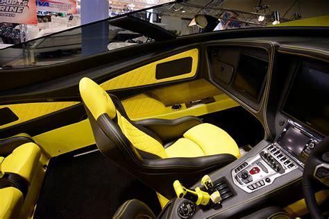 Lamborghini Veneno Boat by Lamborghini Boat Interior Www Pixshark Images