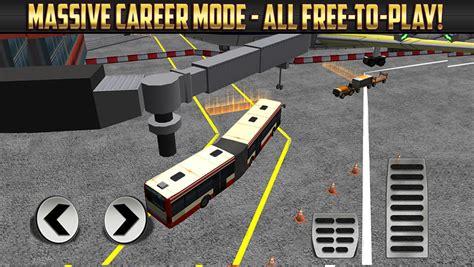 3d Bus Parking Simulator Game