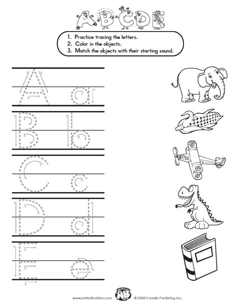 letter formation sheet  chainimage