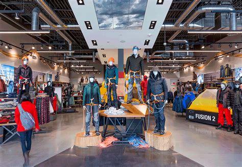 north face introduces  retail concept designretail