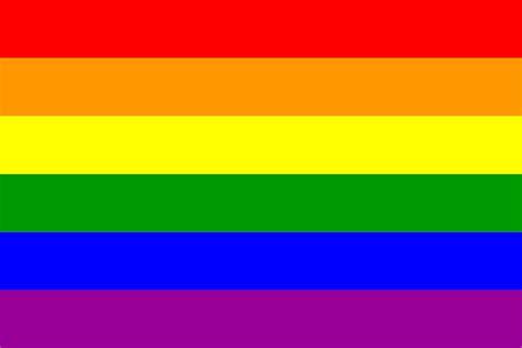 onlinelabels clip art gay pride flag