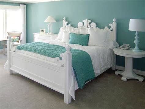 41 Unique And Awesome Turquoise Bedroom Designs