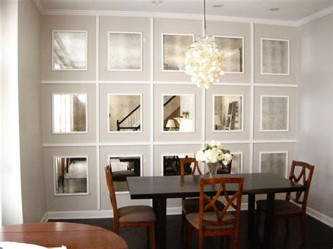 Dining Room Wall Mirrors Theamphlettscom