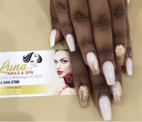Our capitol hill restaurant is open late for pick up and delivery. Luna Nails & Spa | Capitol Hill BID | Washington, DC