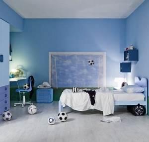 Fussball Kinderzimmer Ideen : jungenzimmer gestalten inspirierende kinderzimmer ideen nur f r jungen ~ Markanthonyermac.com Haus und Dekorationen