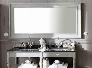 Salle De Bain Maison Du Monde : miroir salle de bain elle d coration ~ Teatrodelosmanantiales.com Idées de Décoration