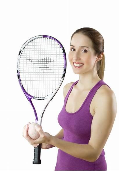 Tennis Player Female Transparent Purepng