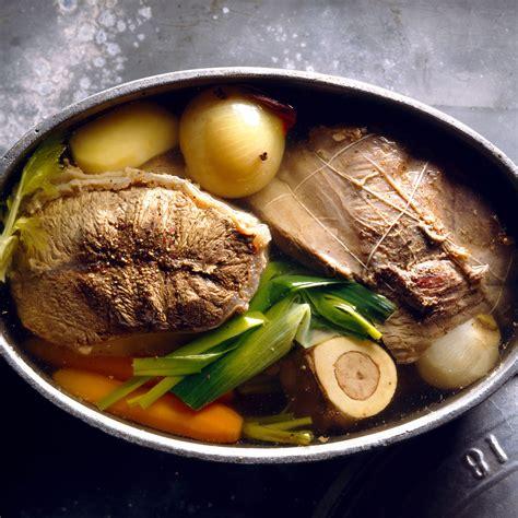 des recette de cuisine pot au feu traditionnel recette sur cuisine actuelle