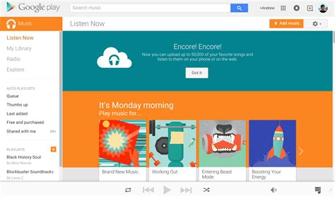New Google Play Update Is Every Music Lover's Dream Come