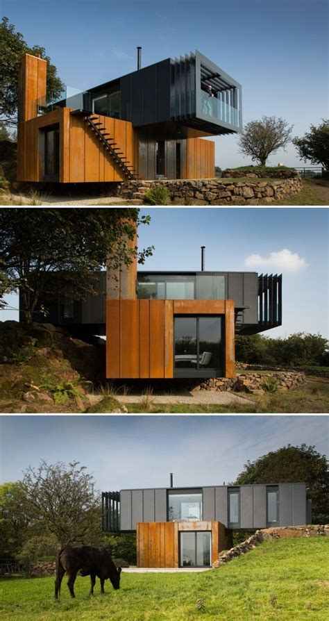 Container Home Design Ideas by Sea Container Homes Ideas To Create A Distinctive Home