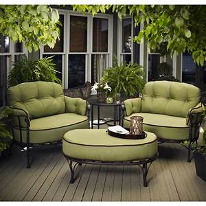 Blogs american manufactured wrought iron patio for American home furniture patio
