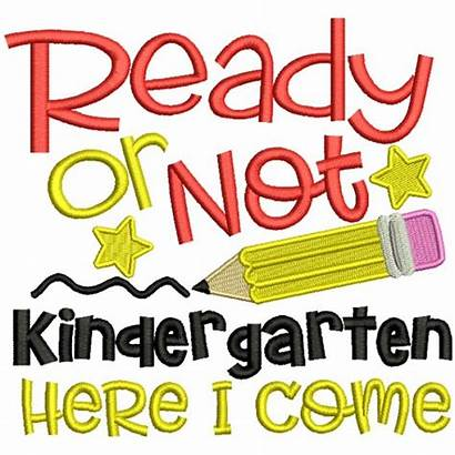 Come Ready Kindergarten Embroidery Machine Filled Digitized