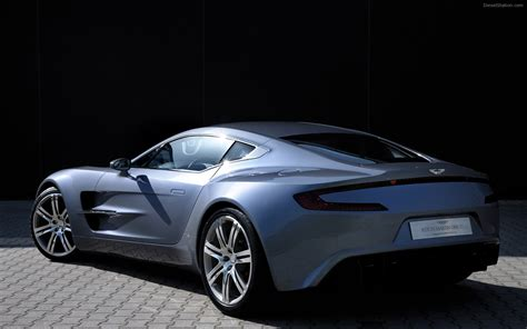 2018 Aston Martin One 77 Widescreen Exotic Car Image 16