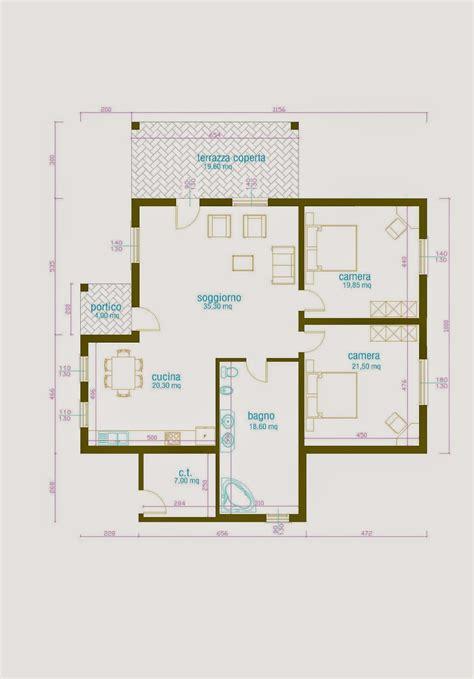 Progetti di case in legno: CASA 143 MQ + PORTICATI 24 MQ