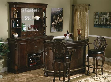 Bar Set by Niagara Home Bar Set Howard Miller Furniture Cart