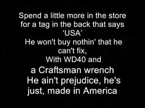 america toby keith lyrics youtube