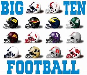 Big Ten Football History - Big Ten Football Online