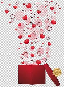 Valentine, U0026, 39, S, Day, Gift, Heart, Png, Clipart, Anniversary
