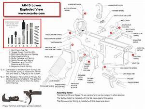 32 Ar 15 Lower Parts Diagram