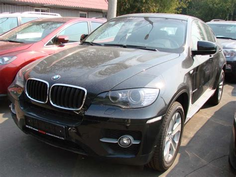 2008 Bmw X6 For Sale by 2008 Bmw X6 Pictures 5 0l Gasoline Automatic For Sale