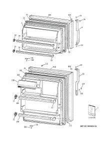 parts  ge gtsbbmfrww refrigerator appliancepartsproscom