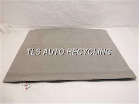 lexus rx  trunk trim panel