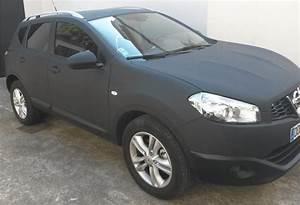 Nissan Qashqai Noir : total covering nissan qashqai noir mat ultra profond covering pinterest ~ Medecine-chirurgie-esthetiques.com Avis de Voitures