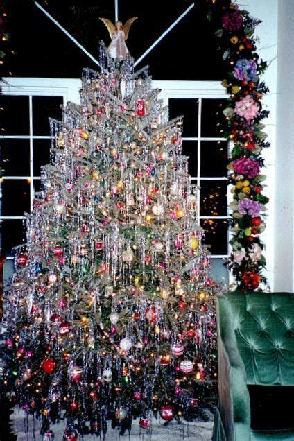Tree Decorations Icicles - 342 best images about trees vintage icicles on