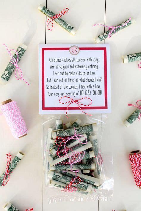 christmas money printable  fun   give cash