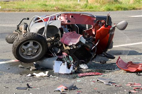 Motorcycle Accidents In Prince William County, Va