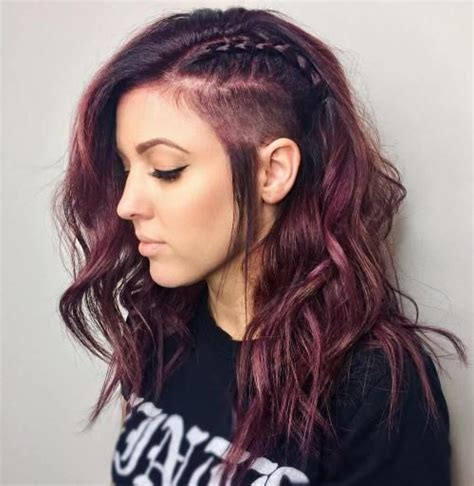 50 women s undercut hairstyles to make a real statement in