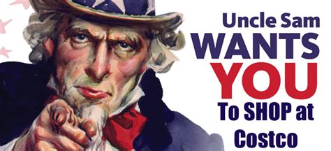 Uncle Sam Meme - the miracles and mysteries of costco refuelblog