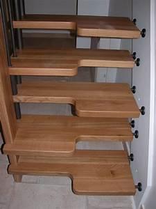 Escalier à Pas Japonais : escalier gain de place a pas japonais ou decal compact ~ Dailycaller-alerts.com Idées de Décoration