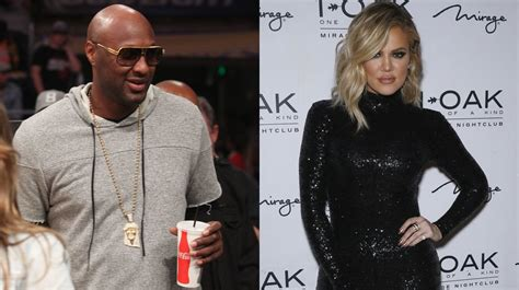 Lamar Odom and Khloé K may have vastly different views on ...