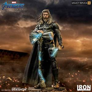 Cool Stuff: Avengers Endgame Thor Statues Are Thunderously ...