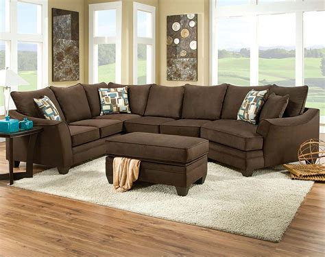 sectional sofa with cuddler botunity
