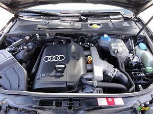 2003 Audi A4 1 8t Quattro Avant 1 8l Turbocharged Dohc 20v 4 Cylinder Engine Photo  46962549