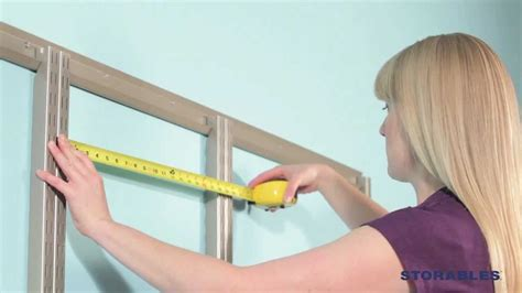 Storables Closet storables custom closet installation insructions mov