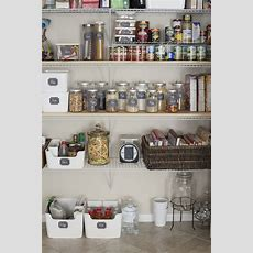Kitchen Pantry Organization And Free Printables  Fresh