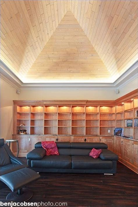 mh architect  vaulted ceiling lighting bedroom