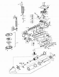 Minn Kota Riptide 55 Sp Autopilot Parts