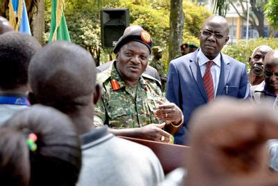 Before that, from 17 january 2017 until 14 december 2019. Army to preserve peace, not shoot people - says Katumba - Daily Monitor