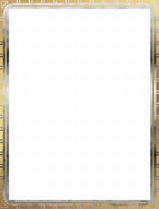 Simple Art Deco Border   www.pixshark.com - Images ...
