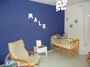 Chambre Enfant Blanc : la chambre de mon 2 me loulou photo 1 5 vue depuis la porte de la chambre ~ Teatrodelosmanantiales.com Idées de Décoration