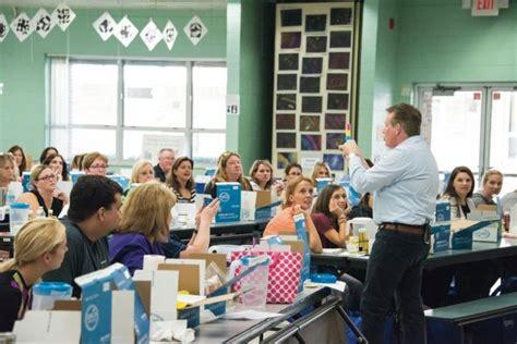 creative science teaching workshop by steve spangler 494 | Jupiter Elementary CITGO Workshop 20166 705x470