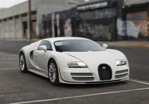 Bugatti Veyron Super Sport #300, Last Produced, Will Be