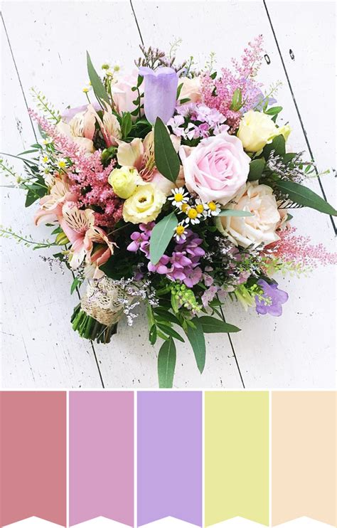 8 Gorgeous Early Summer Bouquet Ideas